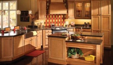 Kitchen Colors a